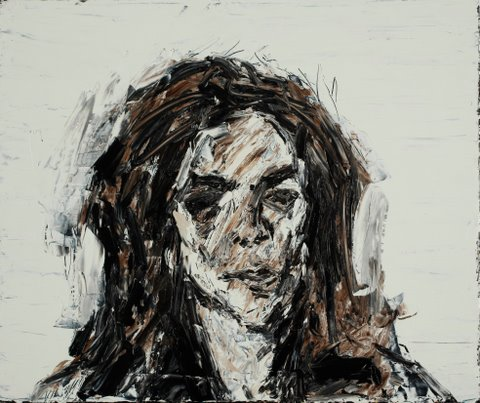 Laura IV, 2011, oil on canvas, 40×60 cm